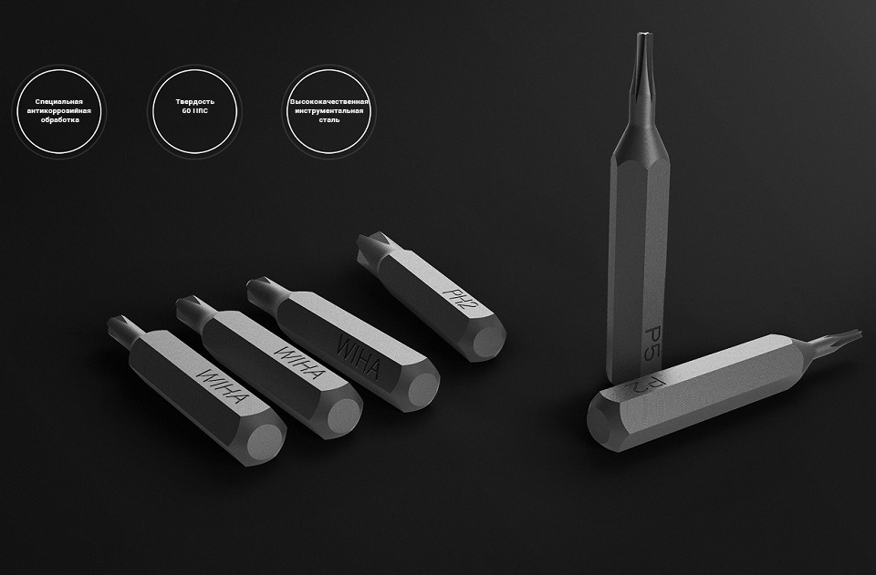Mi x Wiha Precision Screwdriver