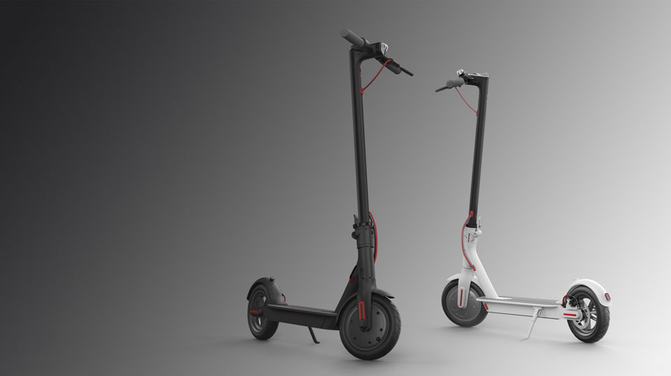 Mi Electric Scooter купить
