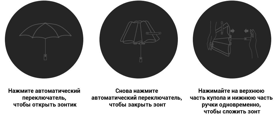 Зонтик Automatic Umbrella
